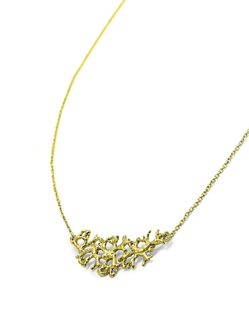 collier-lichen-nature-or-bijouterie-lyon-laura-guitte-jewellery