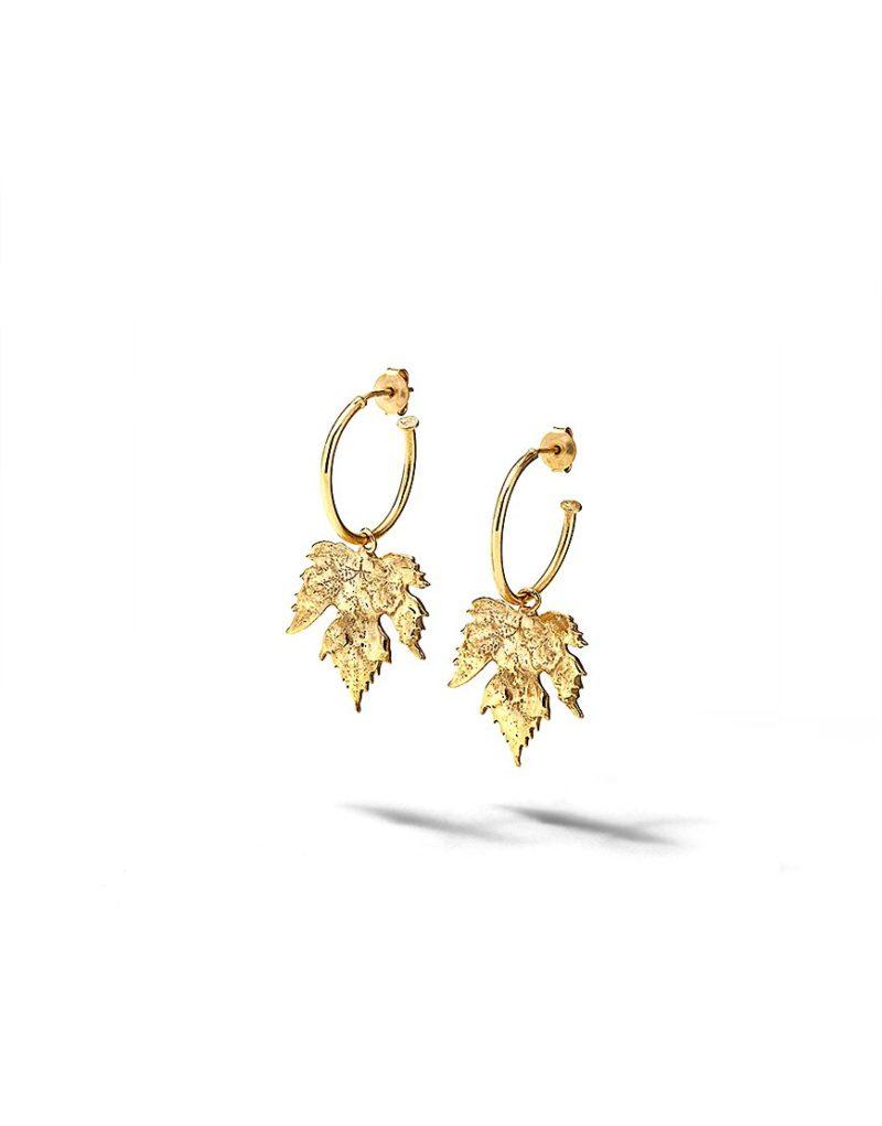 créoles-or-feuilles-vigne-laura-guitte-bijoux-créateurs-lyon